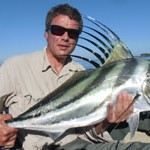 Roosterfish Tom